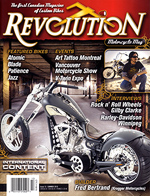 Grip Ace in Revolution Magazine